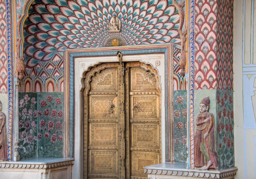 City Palace, Jaipur, Rajasthan, India | Bare Escape