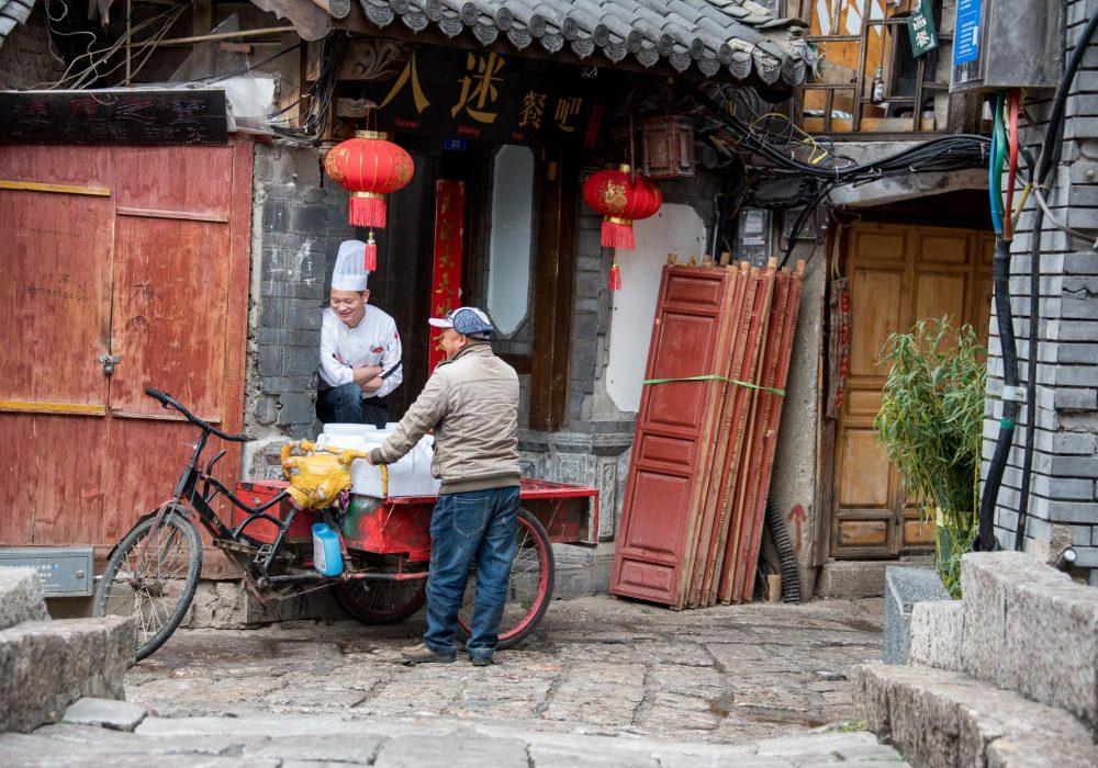 China Signature Escape by Bare Escape