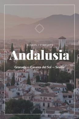 Andalusia Signature Escape by Bare Escape