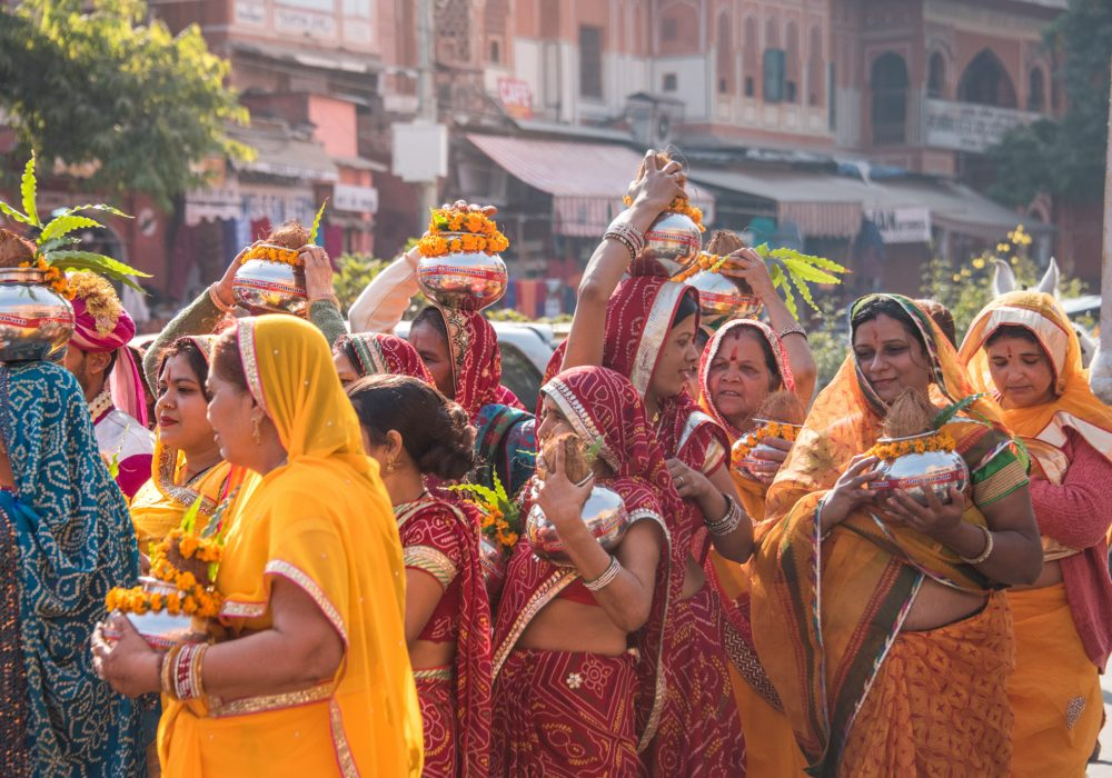 Wedding Ceremony, Indian Women, Jaipur , Rajasthan, India | Bare Escape