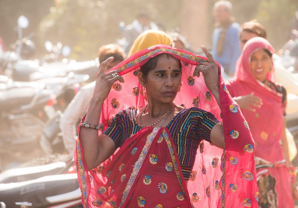 Indian Women, Sari, Ranthambore National Park, Rajasthan, India | Bare Escape