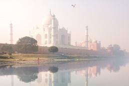 Taj Mahal, Agra, India: A Signature Escape by Bare Escape