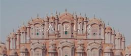 Hawa Mahal, Jaipur, Rajasthan, India | Bare Escape