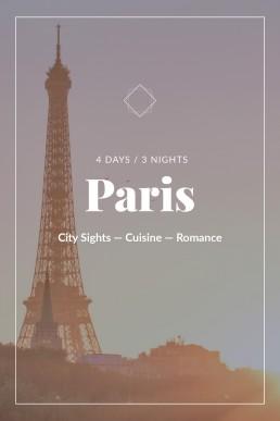 The Epitome of Paris: A Signature Escape by Bare Escape