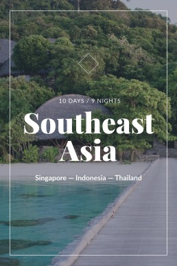 Southeast Asia Signature Escape by Bare Escape