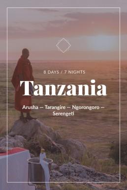 Tanzania Signature Escape by Bare Escape