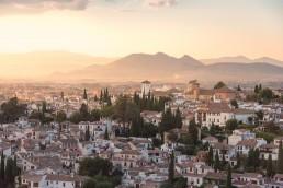 Alhambra, Granada, Andalusia, Spain: A Signature Escape by Bare Escape