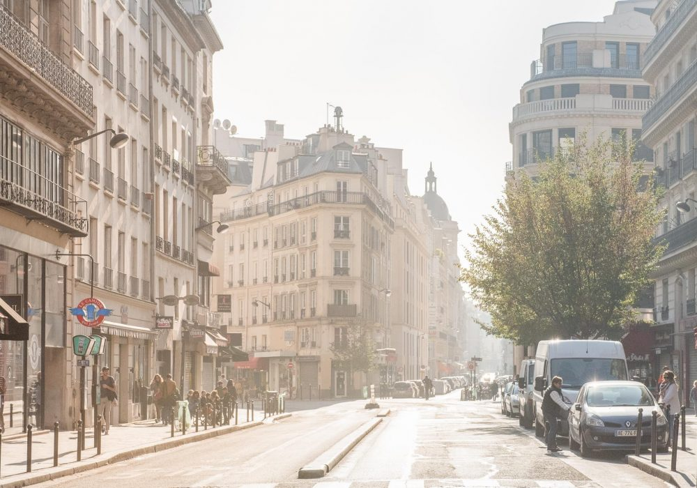 Paris, France: A Signature Escape by Bare Escape