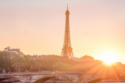 Eiffel Tower, Paris, France: A Signature Escape by Bare Escape
