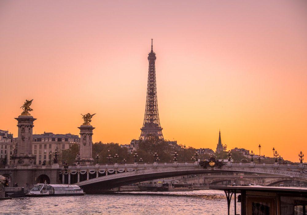 Eiffel Tower, Paris, France: A Signature Escape by Bare Escape