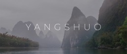 Gawk at the Karst Landscape of Yangshuo with Bare Escape