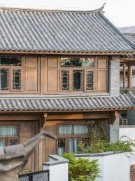 Experience typical Naxi architecture at LUX* Lijiang, China
