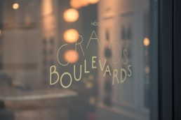 Hotel des Grands Boulevards, Paris, France | Bare Escape