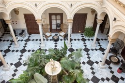 Palacio de Villapanés, Sevilla, Andalusia, Spain | Bare Escape