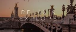 Pont Alexandre, Paris, France - Signature Escape by Bare Escape