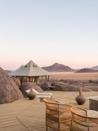 Wolwedans Boulders Safari Camp, NamibRand Nature Reserve, Namibia, Africa | Bare Escape