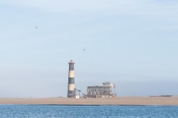 Pelican Point Lodge, Pelican Point Peninsula, Walvis Bay, Namibia, Africa | Bare Escape