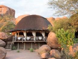Camp Kipwe, Twyfelfontein Conservancy, Damaraland, Namibia.