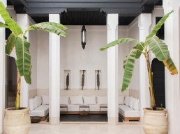 Riad42 is a newly renovated Riad in the old Medina in Marrakech, it features 5 intimate rooms which are carefully placed around a sun flooded courtyard.