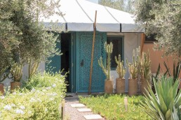 Peacock Pavilions, Dour Laadem, Marrakech, Morocco, Africa | Bare Escape