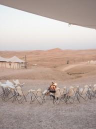 Agafay Desert, Morocco, Africa | Bare Escape