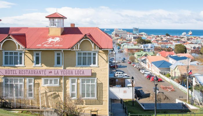 Hotel La Yegua Loca, Punta Arenas, Patagonia, Chile, South America | Bare Escape