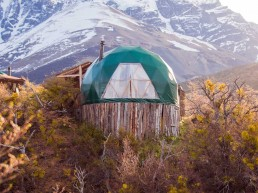 EcoCamp Patagonia, Torres El Paine National Park, Patagonia, Chile, South America | Bare Escape
