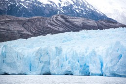 The Grey Glacier, EcoCamp Patagonia, Torres El Paine National Park, Patagonia, Chile, South America | Bare Escape