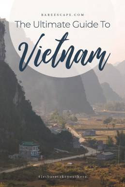 The Ultimate. Guide to Vietnam, Southeast Asia | Bare Escape