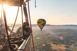 The Best Hot Air Balloon Company In Yountville, Napa Valley