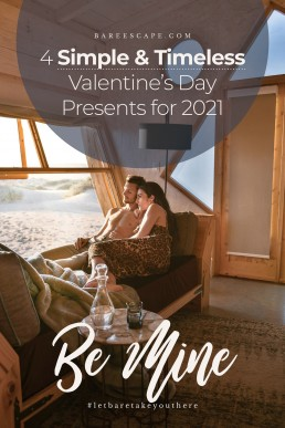 4 Simple & Timeless Valentine's Day Presents for her for 2021 | Bare Escape