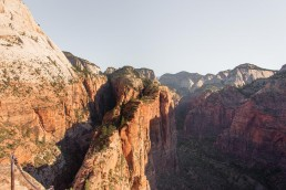 All You Need To Know About Hiking Angels Landing In Zion | Bare Escape