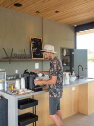 Light breakfast provided at Yonder Escalante | Bare Escape