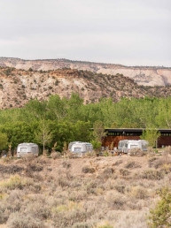 Airstreams at Yonder Escalante | Bare Escape