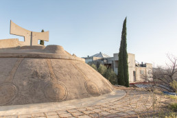 The incredible sustainably crafted structures of Arcosanti | Bare Escape