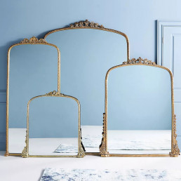 Best And Most Stylish Wall And Floor Mirrors To Transform Your Space | Bare Escape