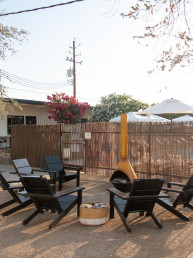 Cuyama Buckhorn Common Area With Fire pit  Bare Escape