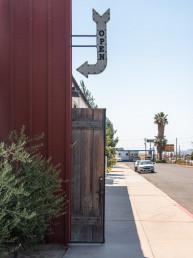 Cuyama Buckhorn, New Cuyama, California, USA   Bare Escape